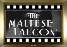MAGNET Movie Main Title Photo Magnet MALTESE FALCON 1941