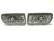 Toyota Land Cruiser HDJ100 1998- front bumper fog-lights pair right+left (RH+LH)