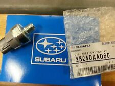 GENUINE SUBARU AVCS OIL PRESSURE SWITCH 25240AA060 FORESTER/IMPREZA/LEGACY/OB