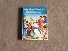 NEW!  My First Book of Bible Stories: Old and New Testament - NICE GIFT!