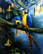 HD Print On Canvas Birds Oil Painting Picture Modern Art Home Decor PD004
