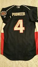 taylor ward signed game used pioneer league all-star jersey