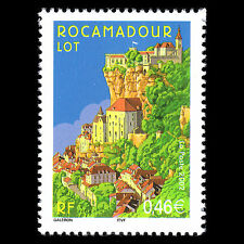 France 2002 - Rocamadour Architecture City - Sc 2898 MNH