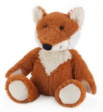 Intelex Microwave Cozy Plush Fox Microwavable Heatable Bed Time Soft Teddy Gift