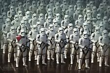 Star Wars Episode 7 (VII) Stormtrooper Army - PP33661 - Poster - Brand New
