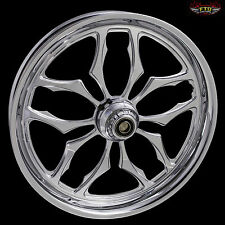 "Harley Davidson 23"" Inch Custom Front Wheel ""Thrasher"" Harley Wheels"