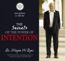 The Secrets of the Power of Intention Dyer, Dr. Wayne W. Audio CD