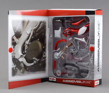 Motorcycle Diecast Metal 1/12 Honda CRF 450R Maisto Autocycle Assembly Model Kit