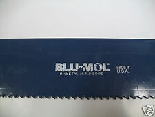 "30"" x 2-1/2"" 4TPI Power Metal Hacksaw Blade HSS Blu-Mol 3114JE Lot of 10"