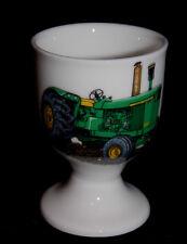 BN John Deere 5020 tractor Bone china Egg cup, vintage tractor gift.