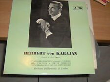 LP MUSICHE DI STRAUSS HERBERT VON KARAJAN ITALY MINT COLUMBIA QCX10205 RED LABEL