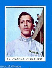 # CAMPIONI DELLO SPORT 1966/67 - Figurina/Sticker n. 69 - GIACOMO RUSSO -Rec