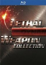 Lethal Weapon Collection - Blu-ray Region ABC
