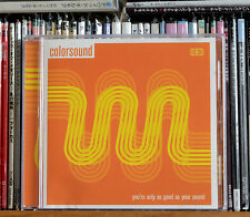 Colorsound - You're Only As Good As... / Psychedelic Experimental Electronic TOP