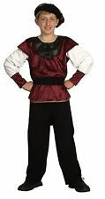 Renaissance Prince, XL, Childrens Fancy Dress Costume #US