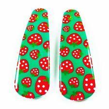 USA Bobby Pin Hairpin hair clip Accessory Fashion Strawberry Child Lady Green