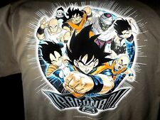 NEW Old Stock from 1998  Authentic OEM Dragonball Z Goku 100% Cotton T Shirt