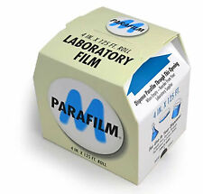 "Parafilm M Laboratory Film Seals Stretchable Masking 10cm = 4"" * 5m #A100"