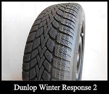 Winterreifen auf Stahlfelgen Dunlop WinterRes.2  175/65R14 82T Fiat 500 Ford KA