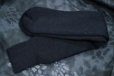 Original Black Woollen Hiking Socks All Size New Unissued Russian Army Surplus