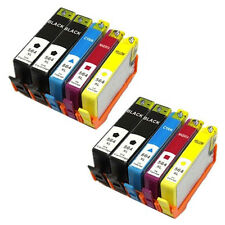 10pk For HP564 XL Ink For Deskjet 3070a 3520 3521 3522 3526 Officejet 4620 4622