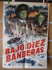 780      BAJO DIEZ BANDERAS VAN HEFLIN Y CHARLES LAUGHTON.