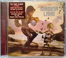 Madina Lake - Attics to Eden (CD 2009)