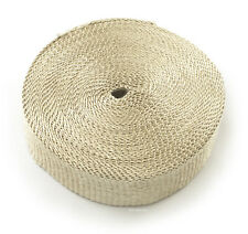 "Helix Exhaust Header Wrap Tan - 2"" x 50' - Vintage Motorcycle Parts - 500-2000"