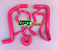 Holden Commodore VT & VX 3.8L V6 1997 - 2002 Silicone Radiator Hose Kit
