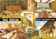 BG13214  neuhaus solling holzmindetal waldcafe pension hotel rubezahl  germany