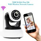 Wireless Pan Tilt 720P Security Network CCTV Camera Night Vision WIFI Webcam