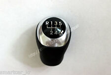 2012-2016 Hyundai i30 / Elantra GT OEM 6-Speed Manual Leather Gear Shift Knob