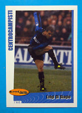 PANINI SUPERCALCIO 2000/2001-Figurina/Sticker-n.174-DI BIAGIO-INTER-New