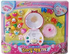Bandai DX Smile pact dx Glitter Force SMILE PRECURE COMPACT New