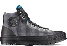 Converse Sneakers Street Hiker Woolrich Boot Gray  M 11  W 12.5 Free Shipping!
