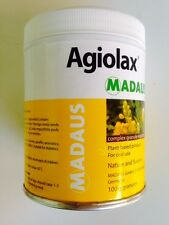 100G AGIOLAX MADAUS NATURAL GRANULAT  SENNA LAXATIVE RELIEF CONSTIPATION