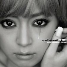 Hamasaki Ayumi A BEST 15th Anniversary Edition Regular Edition CD Sumapura Japan
