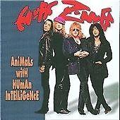 Animals With Human Intelligence [Audio CD] Enuff Z'Nuff