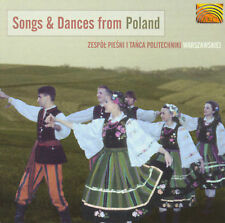 Songs & Dances from Poland      *** BRAND NEW CD ***