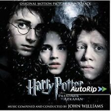 NEW CD Harry Potter & The Prisoner of Azkaban Soundtrack John Williams