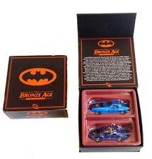 Corgi Toys BATMAN 1/43 scale metal BRONZEAGE BATMOBILE Boxed Set *LAST ONE*