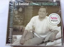 037629558629 Esencial Armando Manzanero (2005) - Import SEALED CD