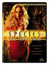 Species: The Awakening (DVD, 2007, Unrated WS) - New