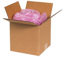 """25 - Cube Moving Boxes 8 x 8 x 8"""" - Shipping Mailing Box Cartons"""