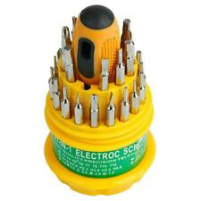 31 In 1 Multi-Bit Repair Tools Kit Set Electronics Screwdriver Set JLY-6036