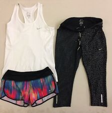 Nike Sportswear Vest Shorts Leggings Job Lot