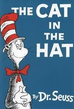 NEW The Cat in the Hat by Dr Seuss Hardcover Book (English) Free Shipping Mint!