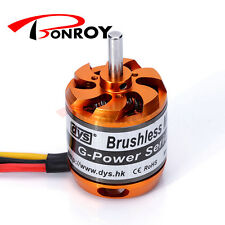 New DYS D3542-5 1250KV Brushless Multicopter Outrunner Motor for RC airplane