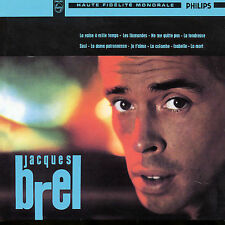 Jacques Brel-La Valse a Mille Temps CD NEW