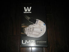 Westone UM2 in-ear monitors with cable